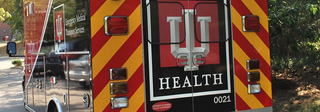 Bloomington Hospital EMS' Road Safety Journey