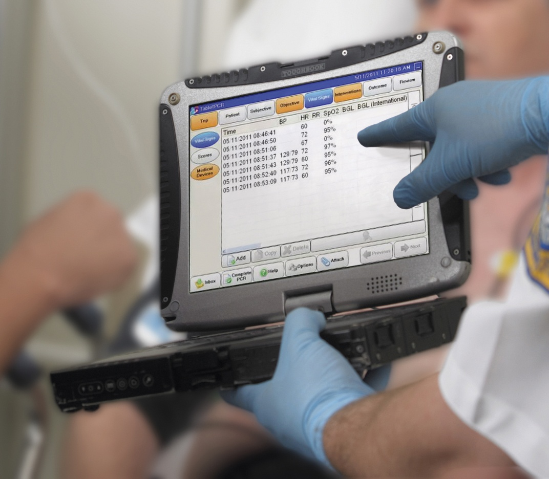 ePCR systems will only produce great documentation if the data that is put in is accurate.