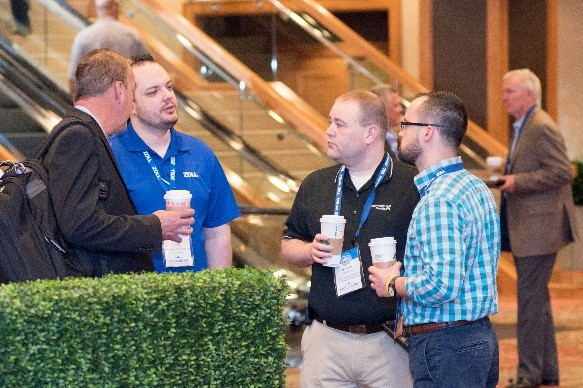 Networking is a great way to get the most out of your SUMMIT experience
